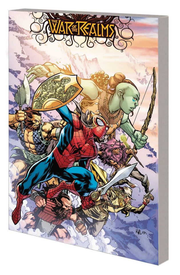 The War of the Realms: The Amazing Spider-Man & Daredevil