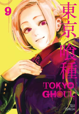 Tokyo Ghoul Vol. 9
