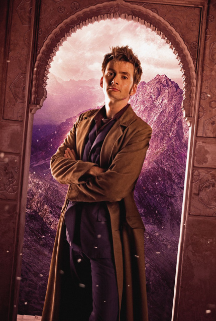 Doctor Who: New Adventures with the Tenth Doctor, Year Three #7 (Photo Cover)