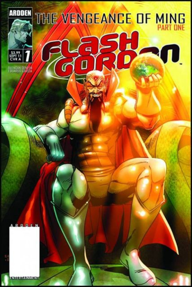 Flash Gordon: The Vengence of Ming Vol. 1