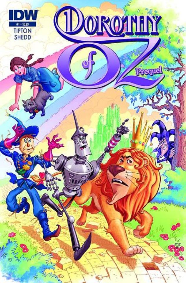 Dorothy of Oz: Prequel #1