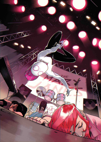 Spider-Gwen: Ghost Spider #8