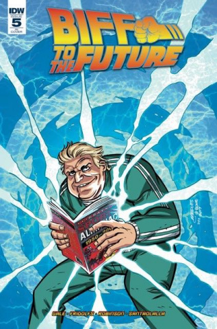 Back to the Future: Biff to the Future #5 (10 Copy Cover)