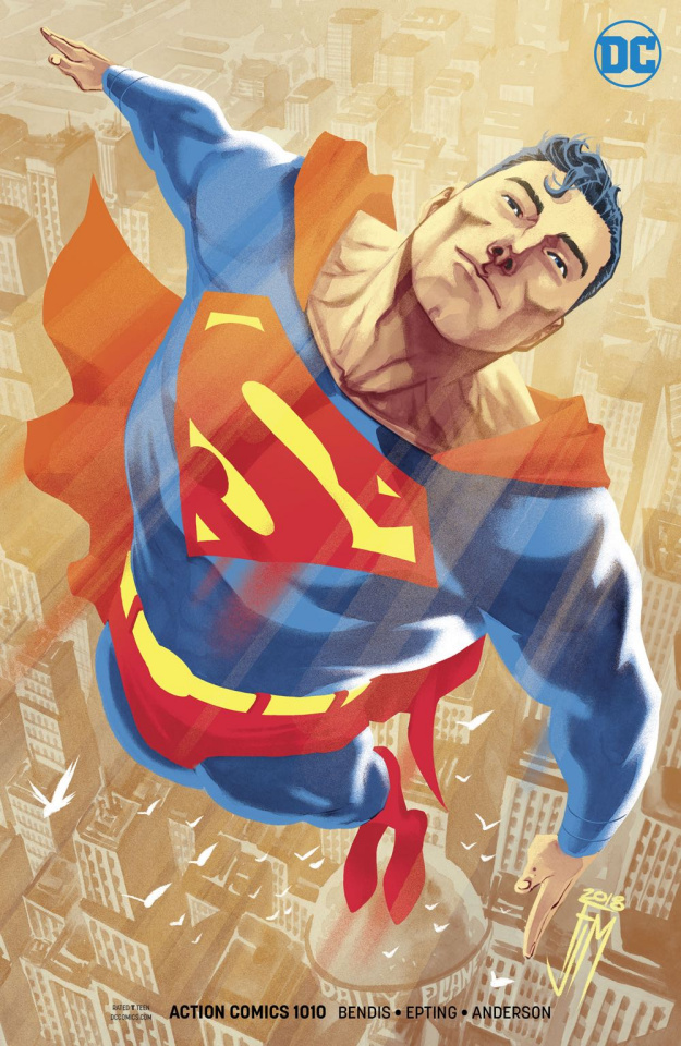 Action Comics #1010 (Variant Cover)