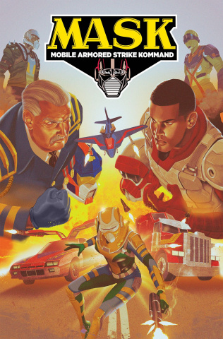 M.A.S.K.: Mobile Armored Strike Kommand Vol. 2: The Rise of V.E.N.O.M.