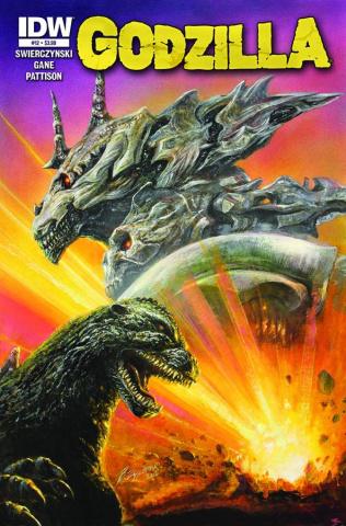 Godzilla #12