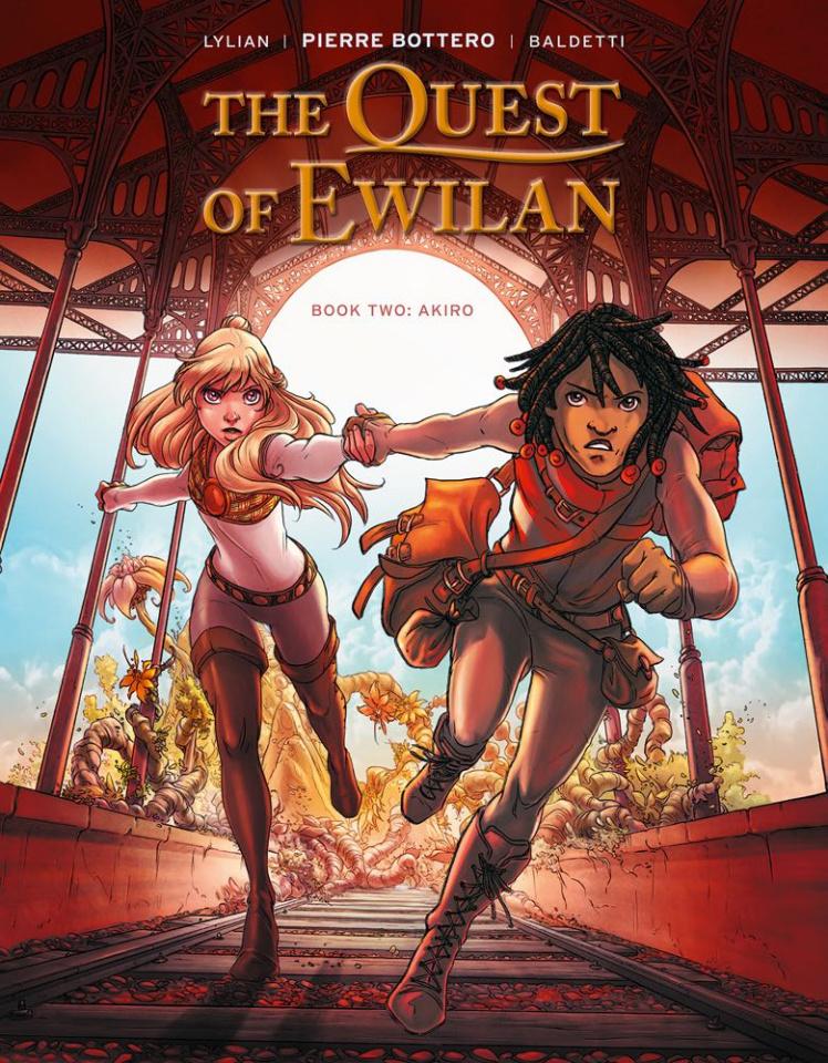 The Quest of Ewilan Vol. 2: Akiro