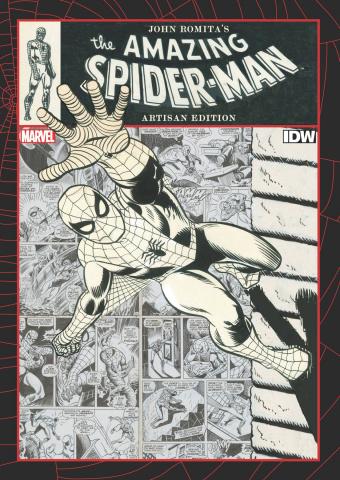 John Romita's Amazing Spider-Man Artisan Edition