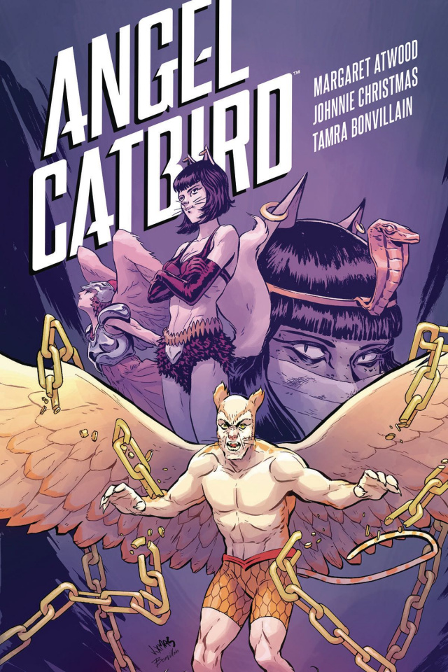 Angel Catbird Vol. 3: Catbird Roars