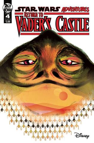 Star Wars Adventures: Return to Vader's Castle #4 (Baldar Cover)