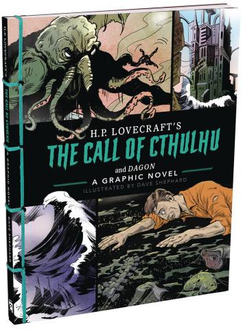 The Call of Cthulhu and Dagon