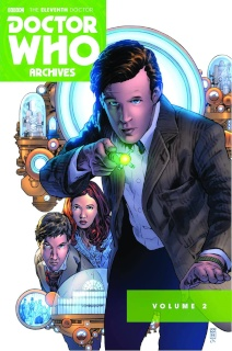 Doctor Who: The Eleventh Doctor Archives Vol. 2 (Omnibus)