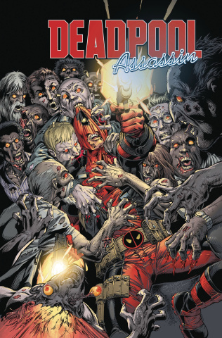 Deadpool: Assassin #4