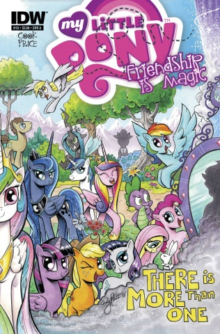 My Little Pony: Friendship Is Magic #18