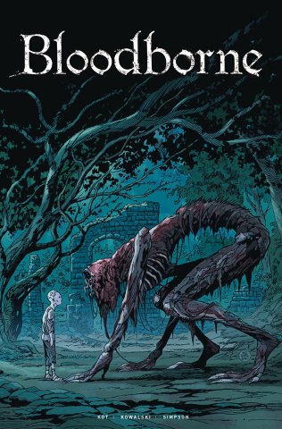 Bloodborne #3 (Kowalski Cover)