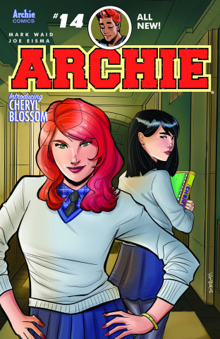 Archie #14 (Joe Eisma Cover)