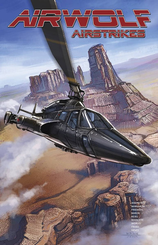 Airwolf: Airstrikes Vol. 1