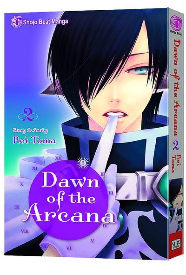 Dawn of the Arcana Vol. 2