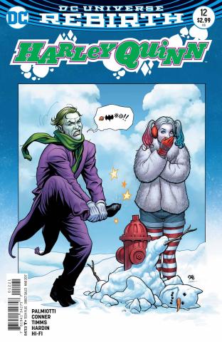 Harley Quinn #12 (Variant Cover)