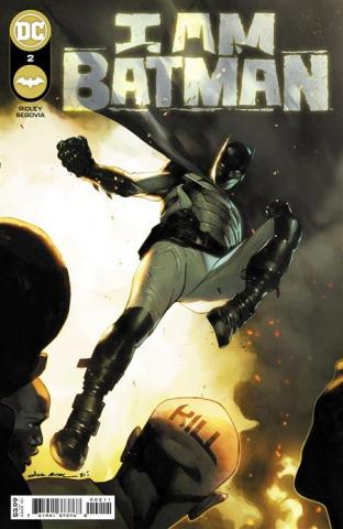 I Am Batman #2 (Olivier Coipel Cover)