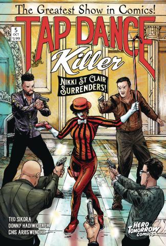 Tap Dance Killer #5 (Hadiwidjaja Cover)