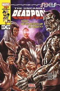 Deadpool #38: AXIS