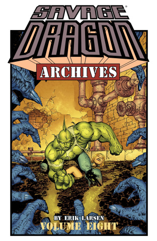 Savage Dragon Archives Vol. 8
