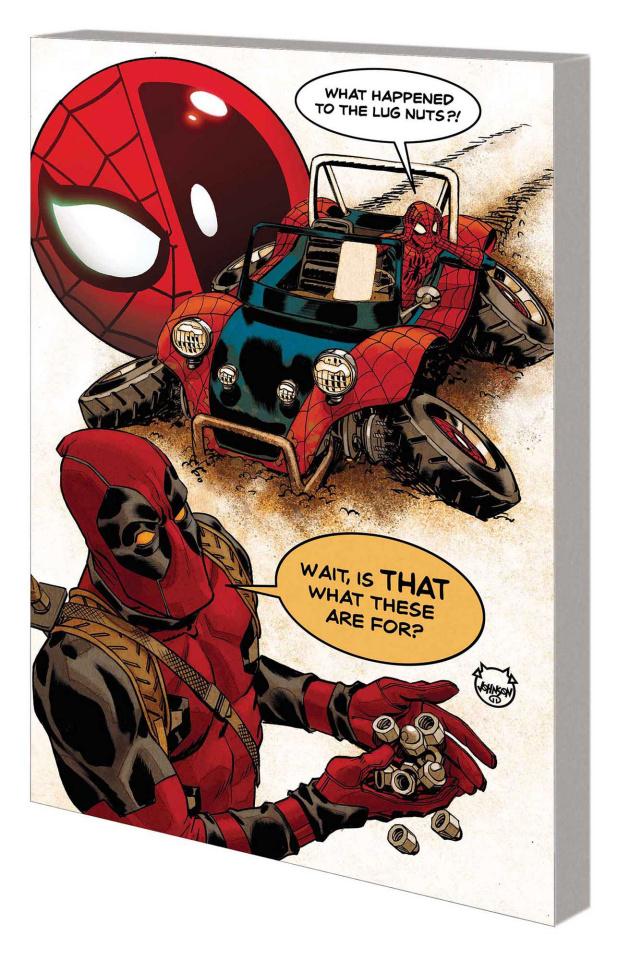 Spider-Man / Deadpool Vol. 8: Road Trip