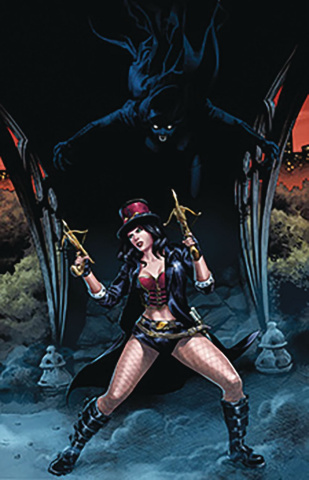 Van Helsing vs. Dracula's Daughter #2 (Coccolo Cover)