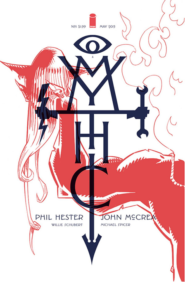 Mythic #1 (McCrea Cover)