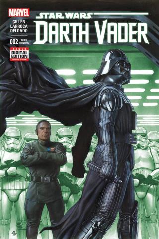 Darth Vader #2 (Granov 3rd Printing)