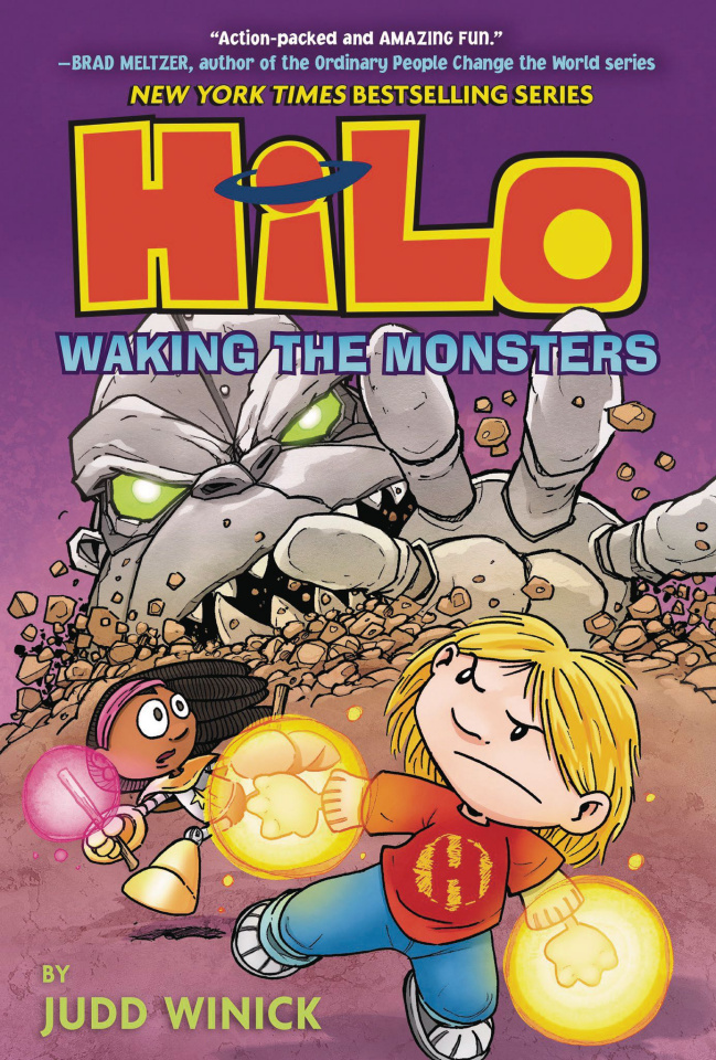 HiLo Vol. 4: Waking the Monsters