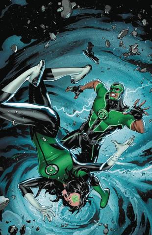 Green Lanterns #11 (Variant Cover)