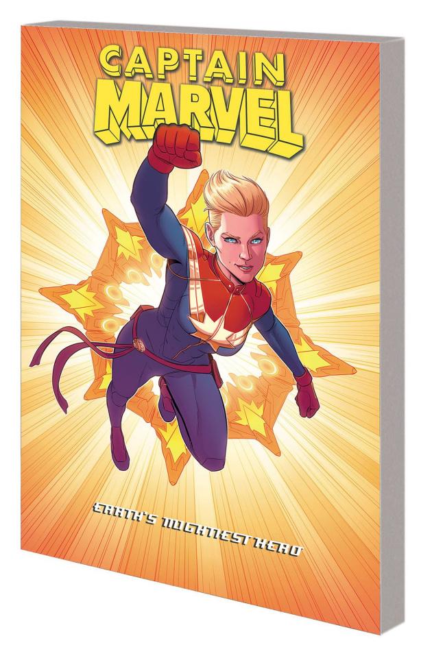 Captain Marvel Vol. 5: Earth's Mightiest Hero