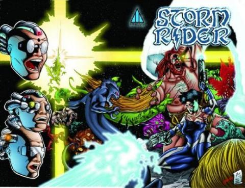 Storm Rider #1