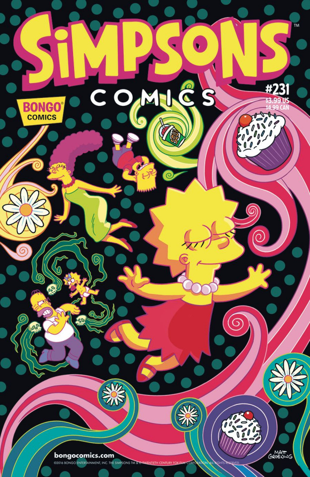 Simpsons Comics #231