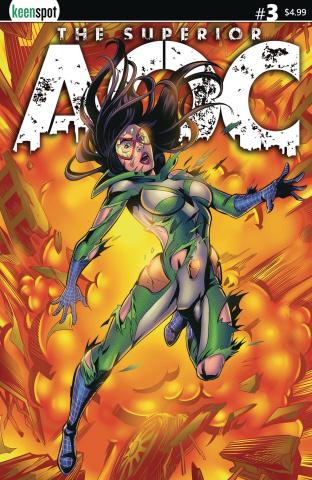 The Superior AOC #3 (Mel Joy San Juan Cover)