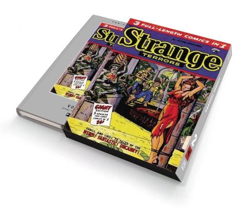 Strange Terrors Vol. 2 (Slipcase Edition)