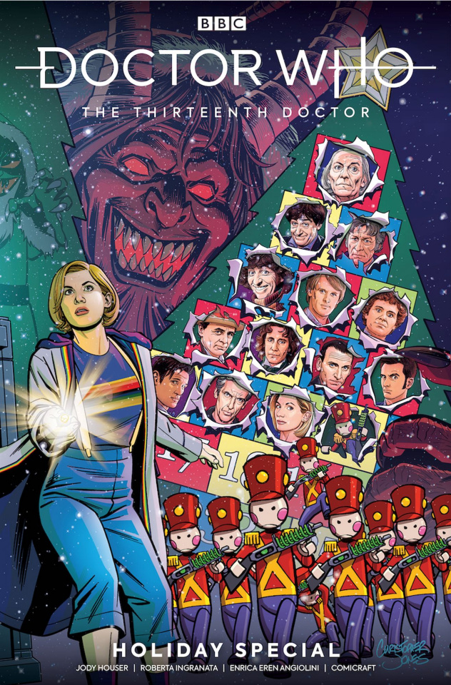 Doctor Who: The Thirteenth Doctor Holiday Special #2 (Local Comic Shop Day 2019)