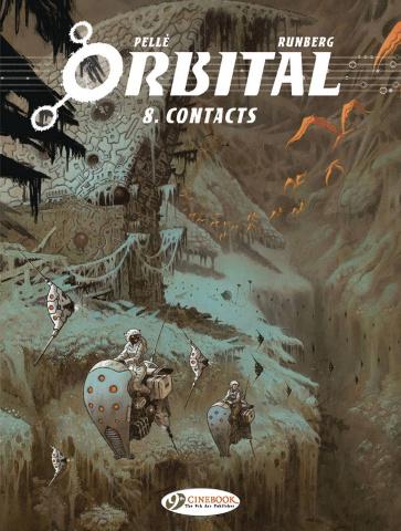 Orbital Vol. 8: Contacts