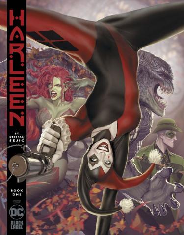 Harleen #1 (Variant Cover)