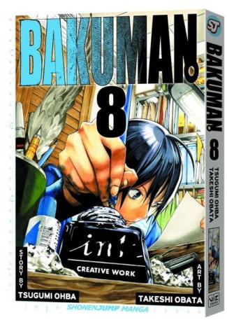 Bakuman Vol. 8