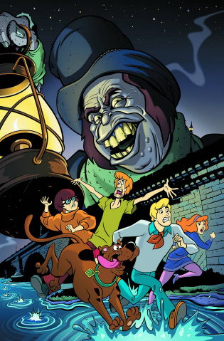 Scooby-Doo! Where Are You? #57