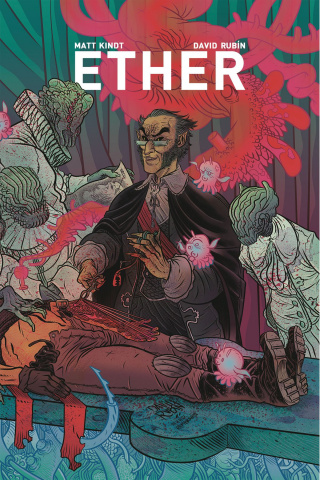 Ether: The Disappearance of Violet Bell #4 (Rubin Cover)
