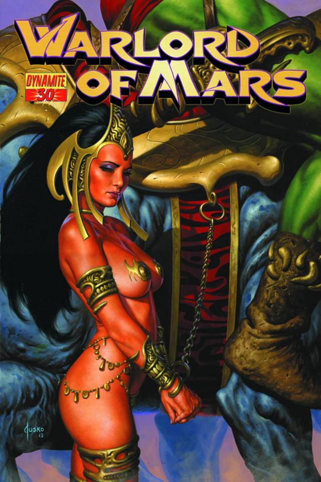 Warlord of Mars #30