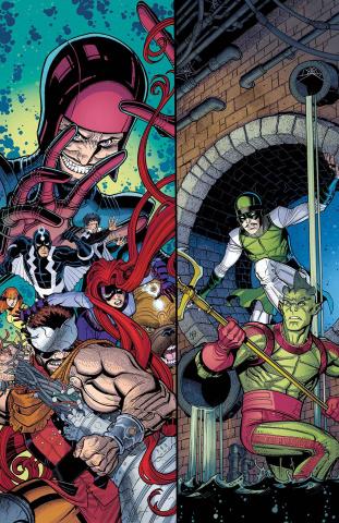Inhumans: Once & Future Kings #3
