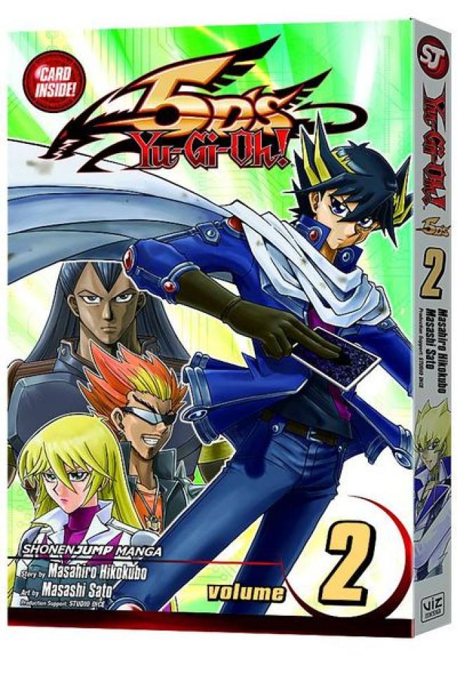Yu-Gi-Oh! 5Ds Vol. 2