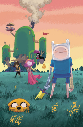 Adventure Time, Season 11 #5