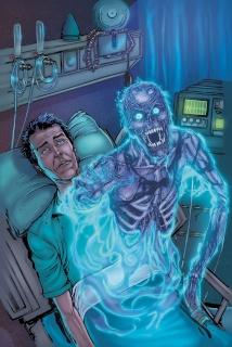 Spirit Hunters #1 (Leister Cover)