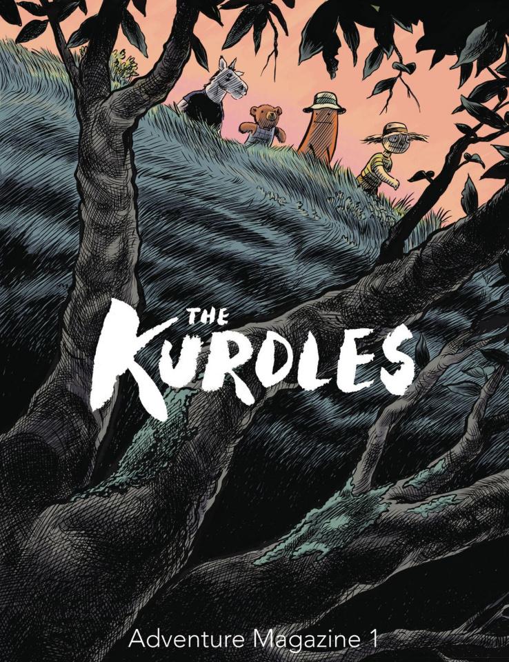 The Kurdles Adventure Magazine #1